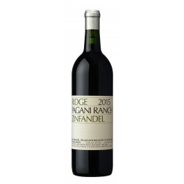 Ridge Pagani Ranch Zinfandel (Current Vintage)