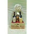 GIFT BASKET - BV Tapestry and Robert Mondavi Oakville with chocolates
